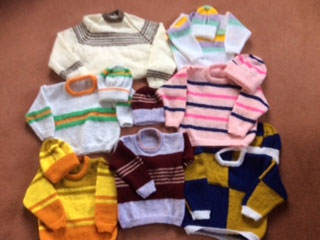 Donated Jumpers