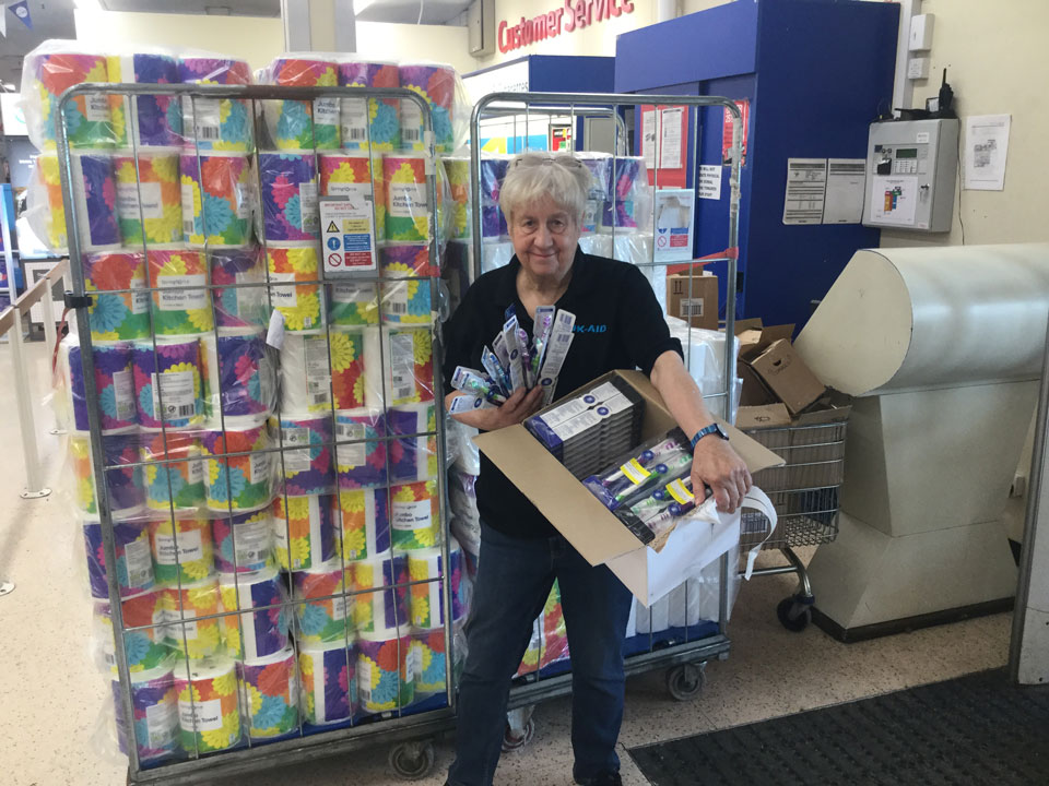 Felsted Aid Toiletries for Appeal